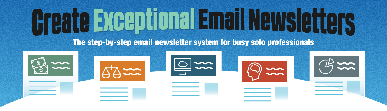 Create Exceptional Email Newsletters